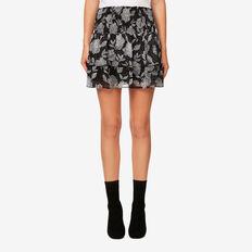 Mini Rah Rah Skirt  FLORAL  hi-res