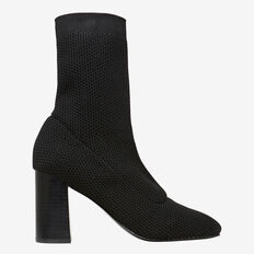 Stella Sock Boot  BLACK  hi-res