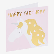 Unicorn Card  MULTI  hi-res
