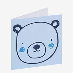 Blue Bear Card  MULTI  hi-res