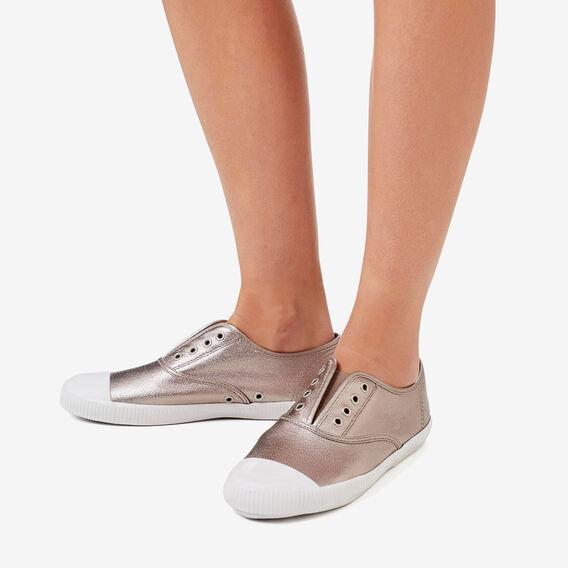 Amber Sneaker  GUNMETAL  hi-res