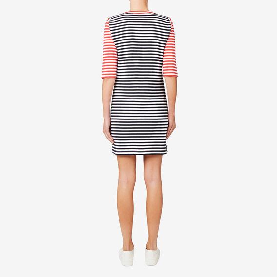 Multi Stripe Dress  MULTI STRIPE  hi-res