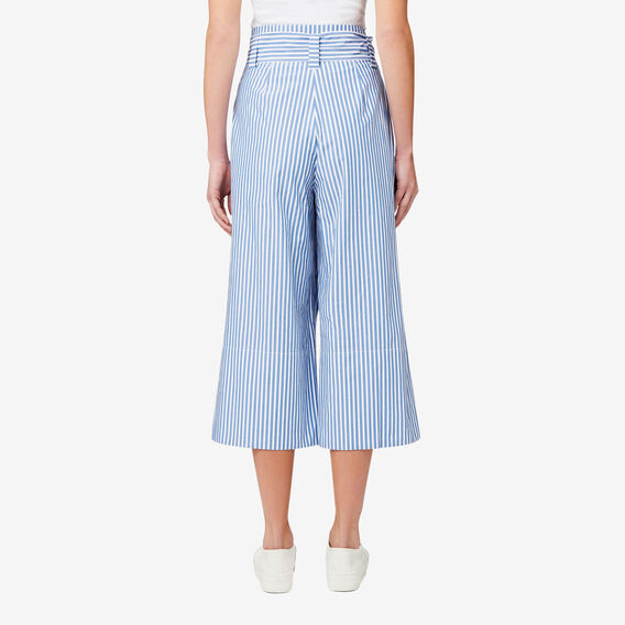Wide Leg Pant  STRIPE  hi-res