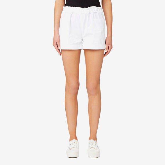 Pocket Short  BRIGHT WHITE  hi-res
