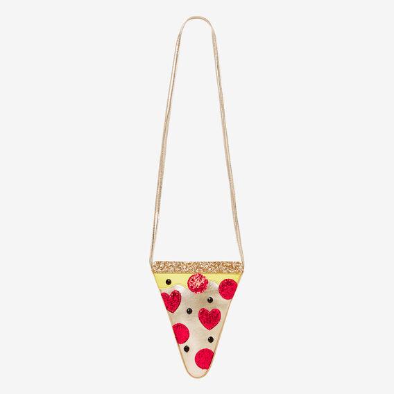Pizza Purse  GOLD  hi-res