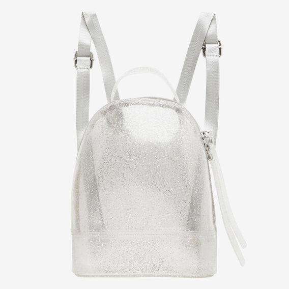 Jelly Case Backpack  SILVER  hi-res
