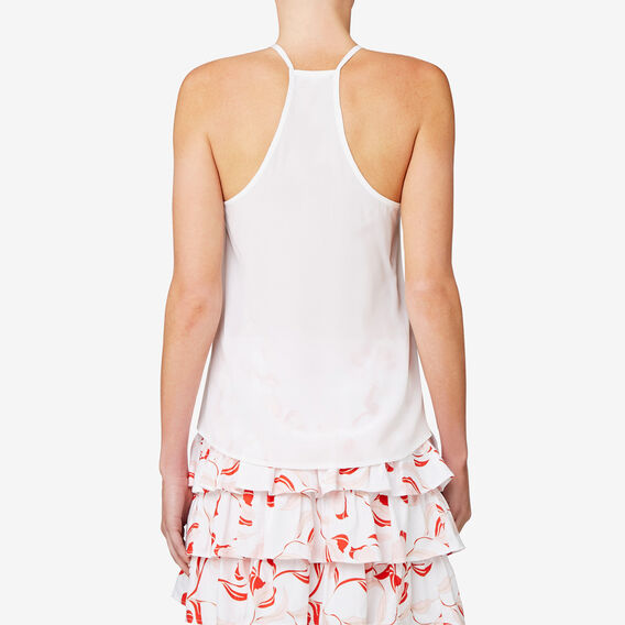 Silk Cami  BRIGHT WHITE  hi-res