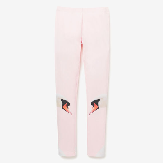 Swan Legging  ICE PINK  hi-res