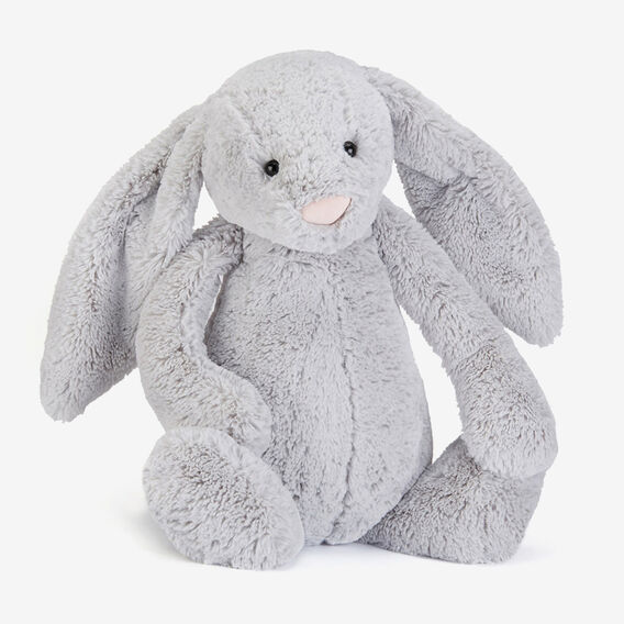 Jellycats Giant Bashful Bunny  SILVER  hi-res