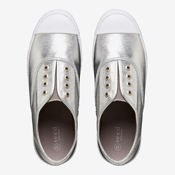 Amber Sneaker  SILVER  hi-res