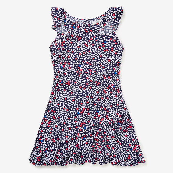 Ruffle Dress  MIDNIGHT  hi-res