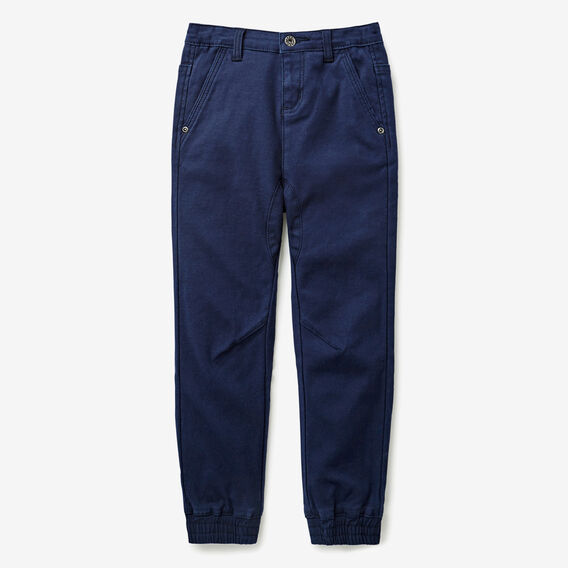 Cuffed Chino Pant  MIDNIGHT BLUE  hi-res
