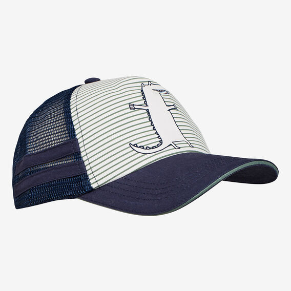 Crocodile Cap  MIDNIGHT BLUE  hi-res