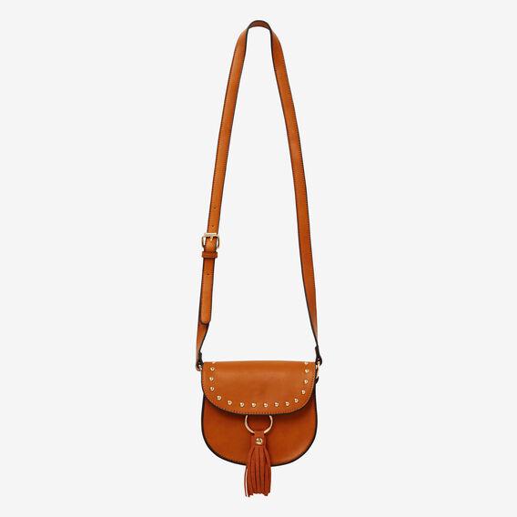 Ring Tassel Bag  TAN  hi-res