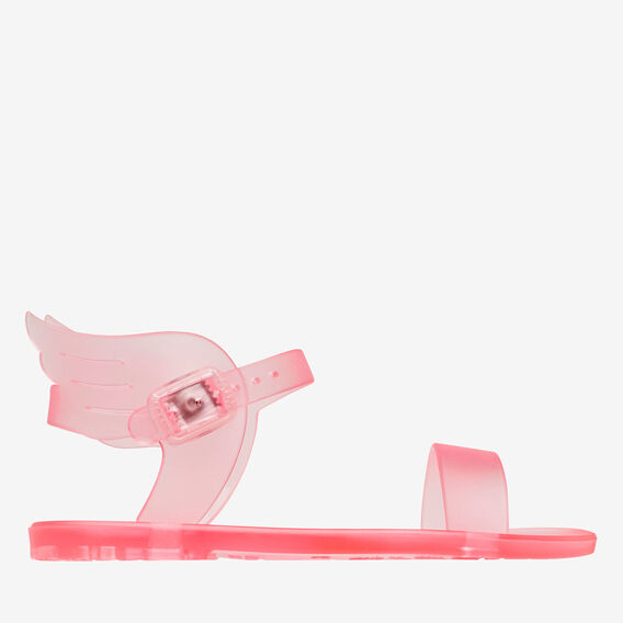 Jelly Wing Sandal  PINK  hi-res
