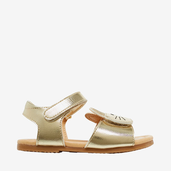 Gold Mouse Sandal  GOLD  hi-res