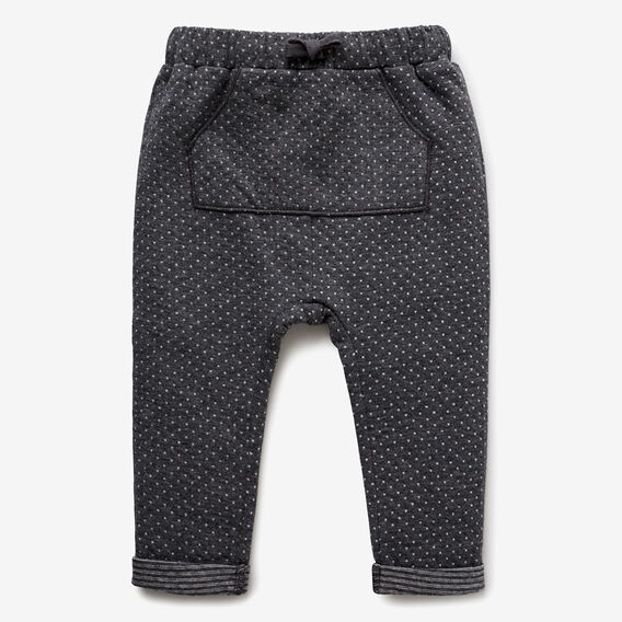 Double Knit Pant  SLATE MARLE  hi-res