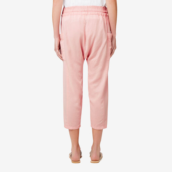 Stitch Detail Pant  SOFT PINK  hi-res