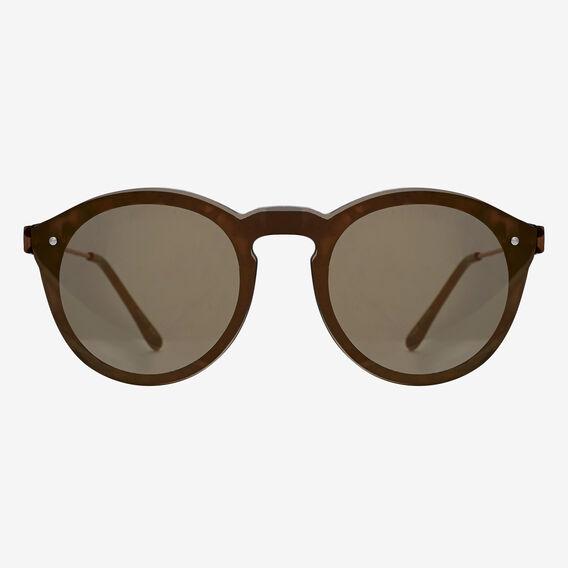 Arlo Round Revo Sunglasses  BRONZE  hi-res