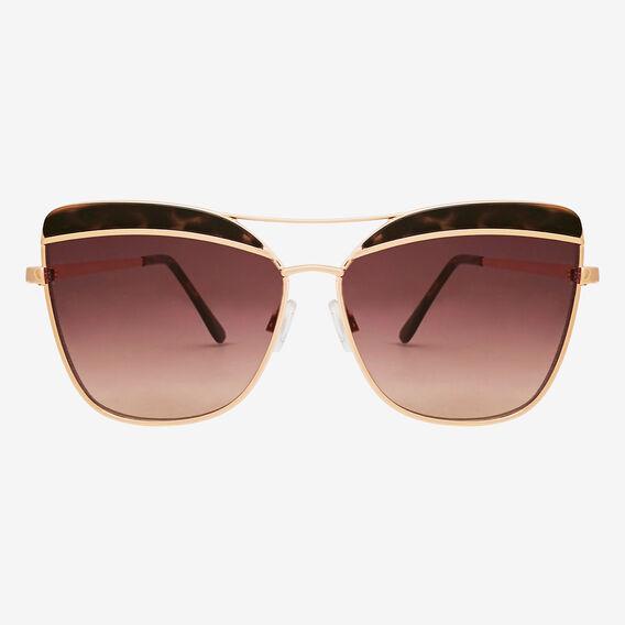 Miya Fashion Sunglasses  TORT  hi-res