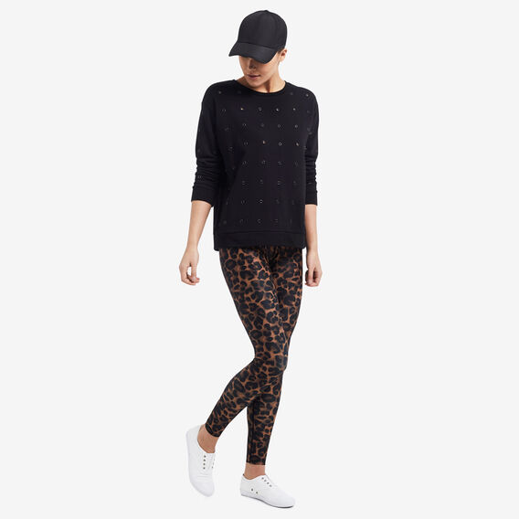 Animal Legging  DARK OCELOT  hi-res