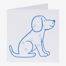 Dog Card  MULTI  hi-res