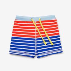 Stripe Swim Short  MULTI  hi-res