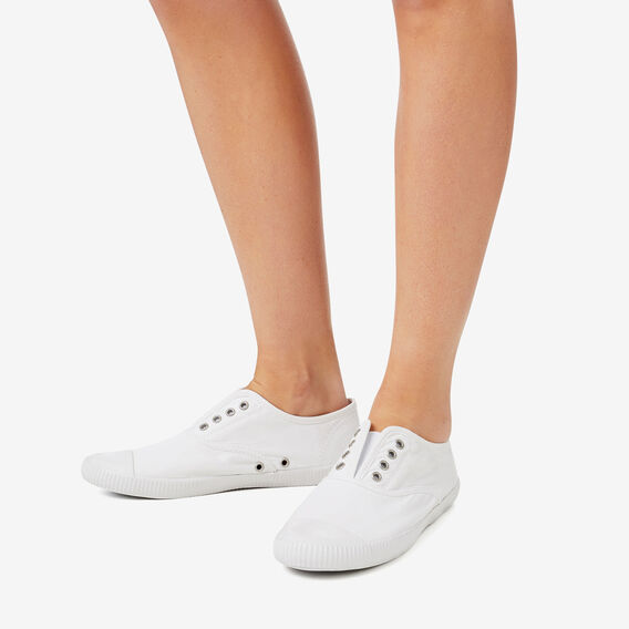 Amber Sneaker  WHITE  hi-res