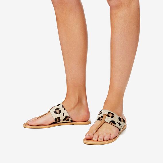 Cassie T-Bar Sandal  OCELOT  hi-res