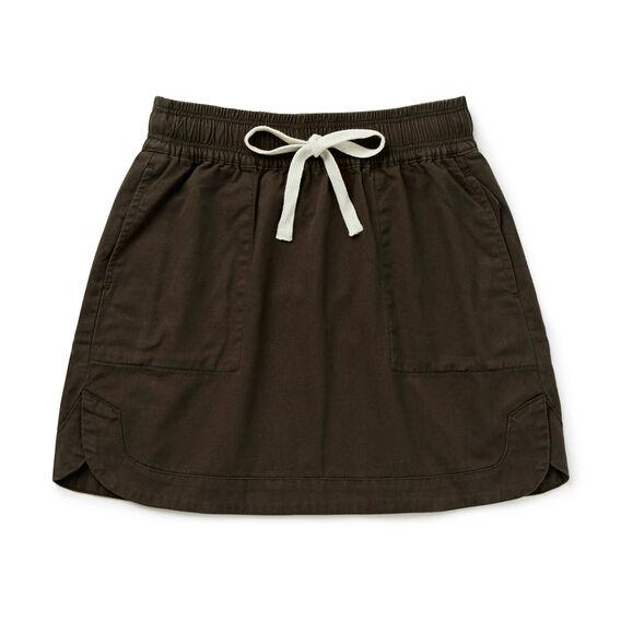 Khaki Skirt  SAGE  hi-res