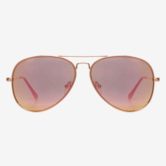 Mirror Aviators  ROSE GOLD  hi-res
