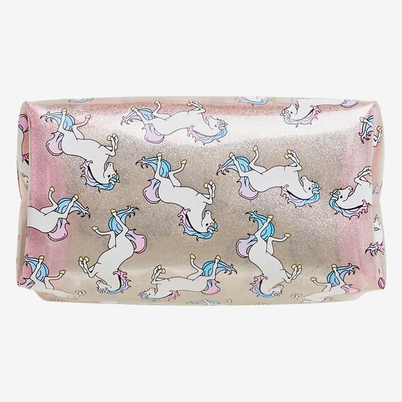 Unicorn Cosmetic Case  MULTI  hi-res
