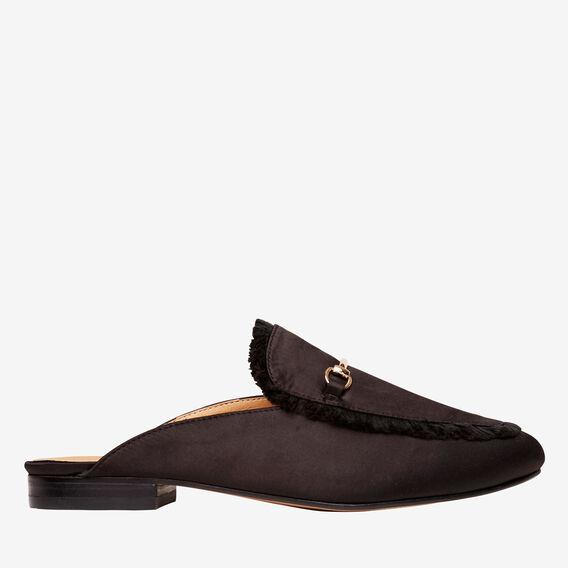 Gwen Slip On Loafer  BLACK  hi-res