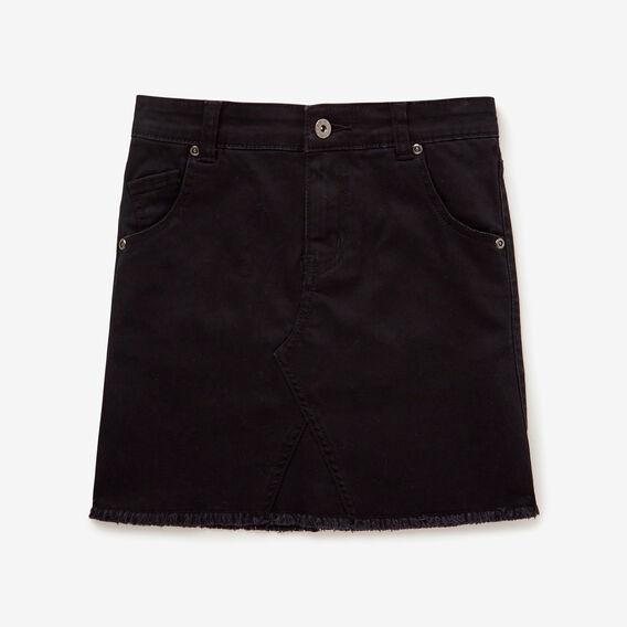 Rework Denim Mini  BLACK  hi-res