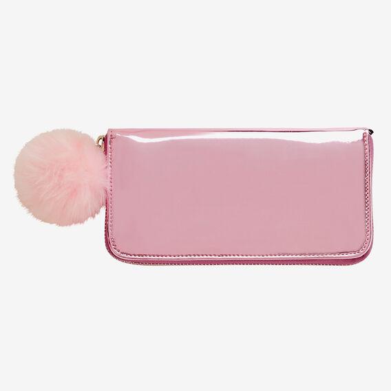 Mirror Wallet  PINK  hi-res