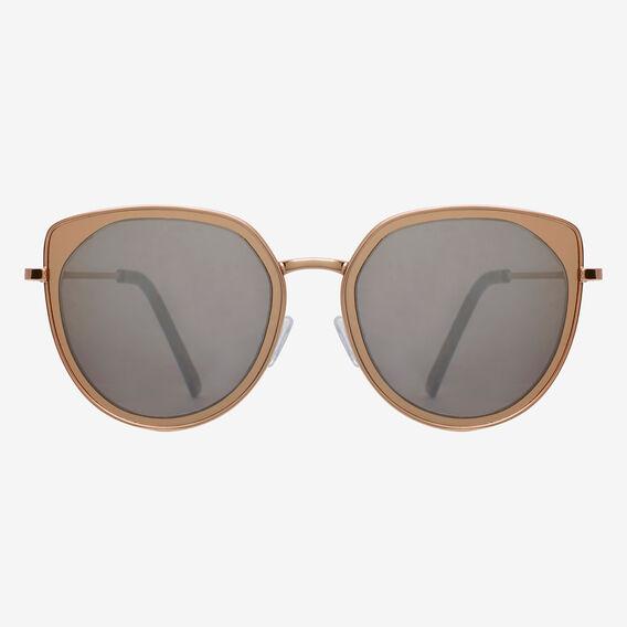 Isla Lady Metal Sunglasses  GOLD  hi-res