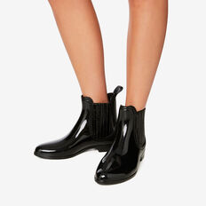 Ella Jelly Boot  BLACK  hi-res