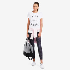 NYC Mode Tee  SNOW WHITE  hi-res