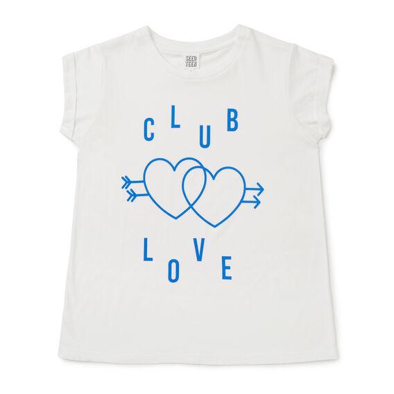 'Club Love' Tee  CANVAS  hi-res
