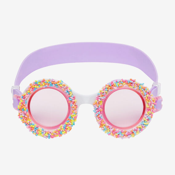 Sprinkle Round Goggles  PURPLE  hi-res