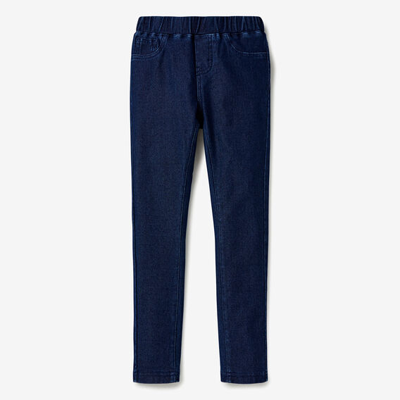 Jegging  WASHED INDIGO  hi-res