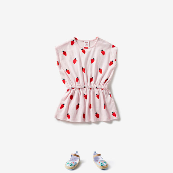 Strawberry Yardarge Dress  ICE PINK  hi-res