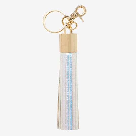 Iridescent Keychain  METALLIC  hi-res