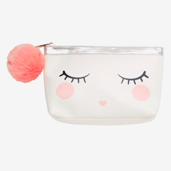 Doll Face Cosmetic Case  MULTI  hi-res