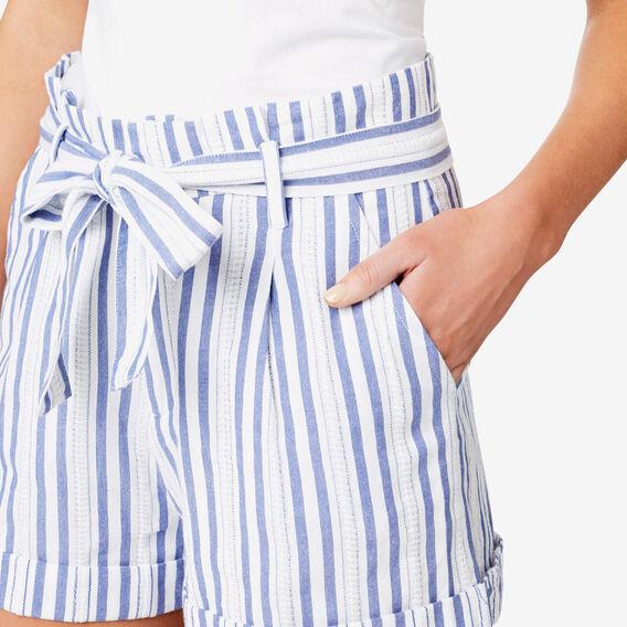 Variegated Stripe Short  STRIPE  hi-res