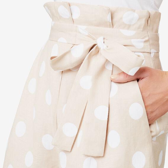Paperbag Short  SPOT  hi-res