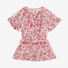 Paisley Playsuit  MULTI  hi-res