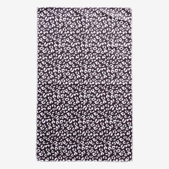 Gym Towel  BLACK OCELOT  hi-res