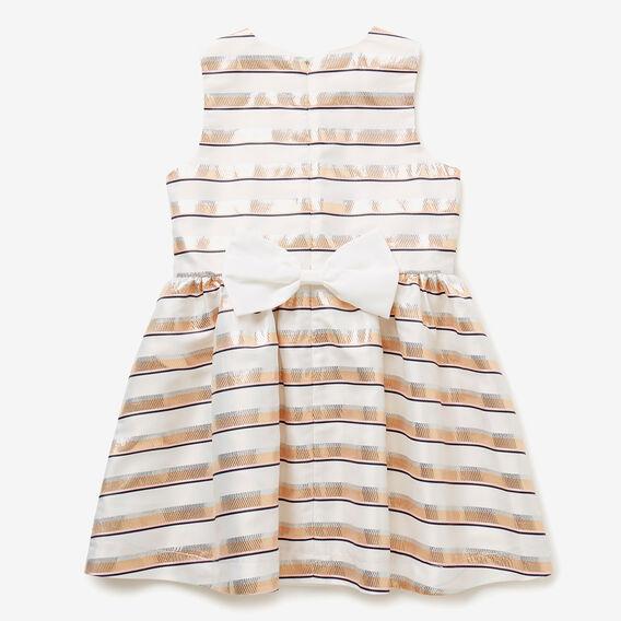 Stripe Bow Dress  MULTI  hi-res