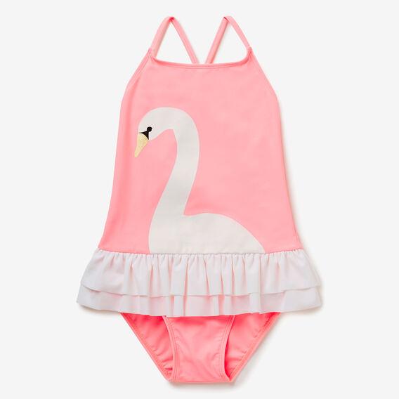 Swan Bather  PINK GRAPEFRUIT  hi-res